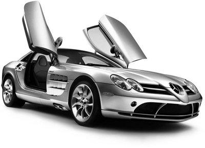 Dos probadores de Mercedes mueren en un SLR McLaren