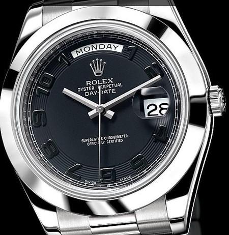 El nuevo Day Date II de Rolex: 41 mm