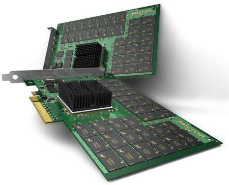 Micron RealSSD P320h le sacaría los colores a cualquiera