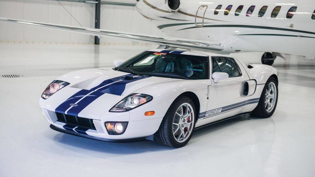 Ford Gt 2006 17 Km 2