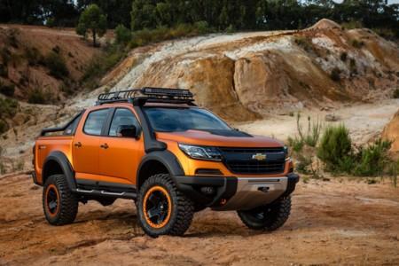 Chevrolet Colorado Xtreme Concept: listo para cualquier safari