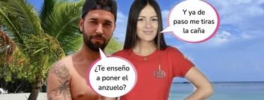 Las palabras de Anabel Pantoja tras observar el 'tonteo' entre Omar Sánchez y Melyssa Pinto en 'Supervivientes'