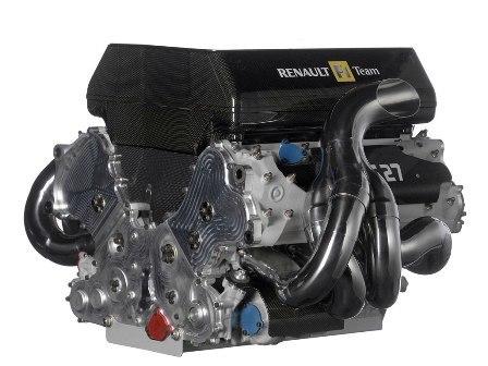 Renault desmantela su fábrica de motores de Fórmula 1