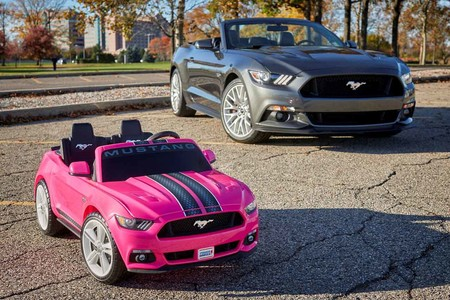 Ford Power Wheels Smart Drive Mustang 1