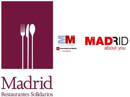 Menús solidarios en Madrid