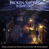 'Broken Sword: La Maldición de la Serpiente' iniciará su andadura en diciembre