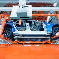 Xpeng Motors inaugura una monstruosa fábrica de coches eléctricos en China que incluye taller propio de baterías