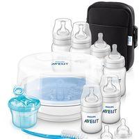 El kit de iniciación a la alimentación para recién nacidos de Philips Avent está en Amazon por 59,52 euros con envío gratis