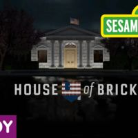 Los tres cerditos y Frank Underwood: 'Barrio Sésamo' parodia 'House of Cards'