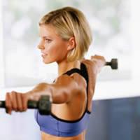 Ejercicios para fortalecer el hombro (I): el agarre de las mancuernas