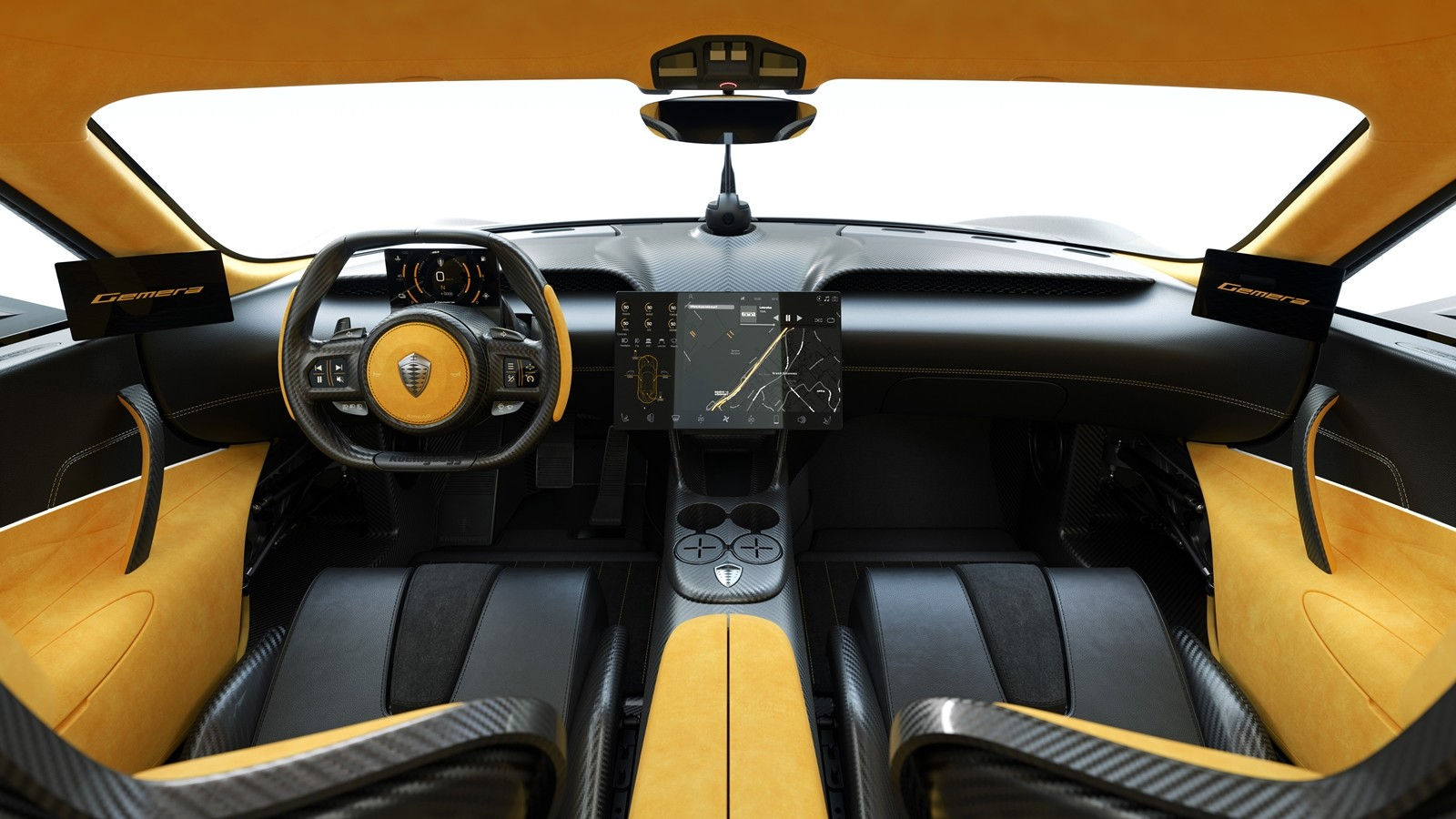 Foto de Koenigsegg Gemera 2021 (8/11)
