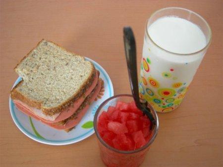 El desayuno de verano, más hidratante y fresco