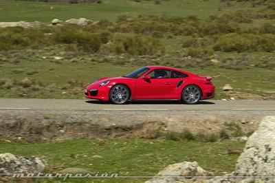 Porsche 911 Turbo, prueba (parte 3)