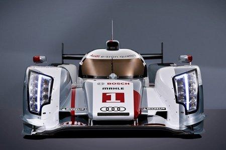 Audi R18 e-tron quattro. El híbrido que quiere conquistar Le Mans