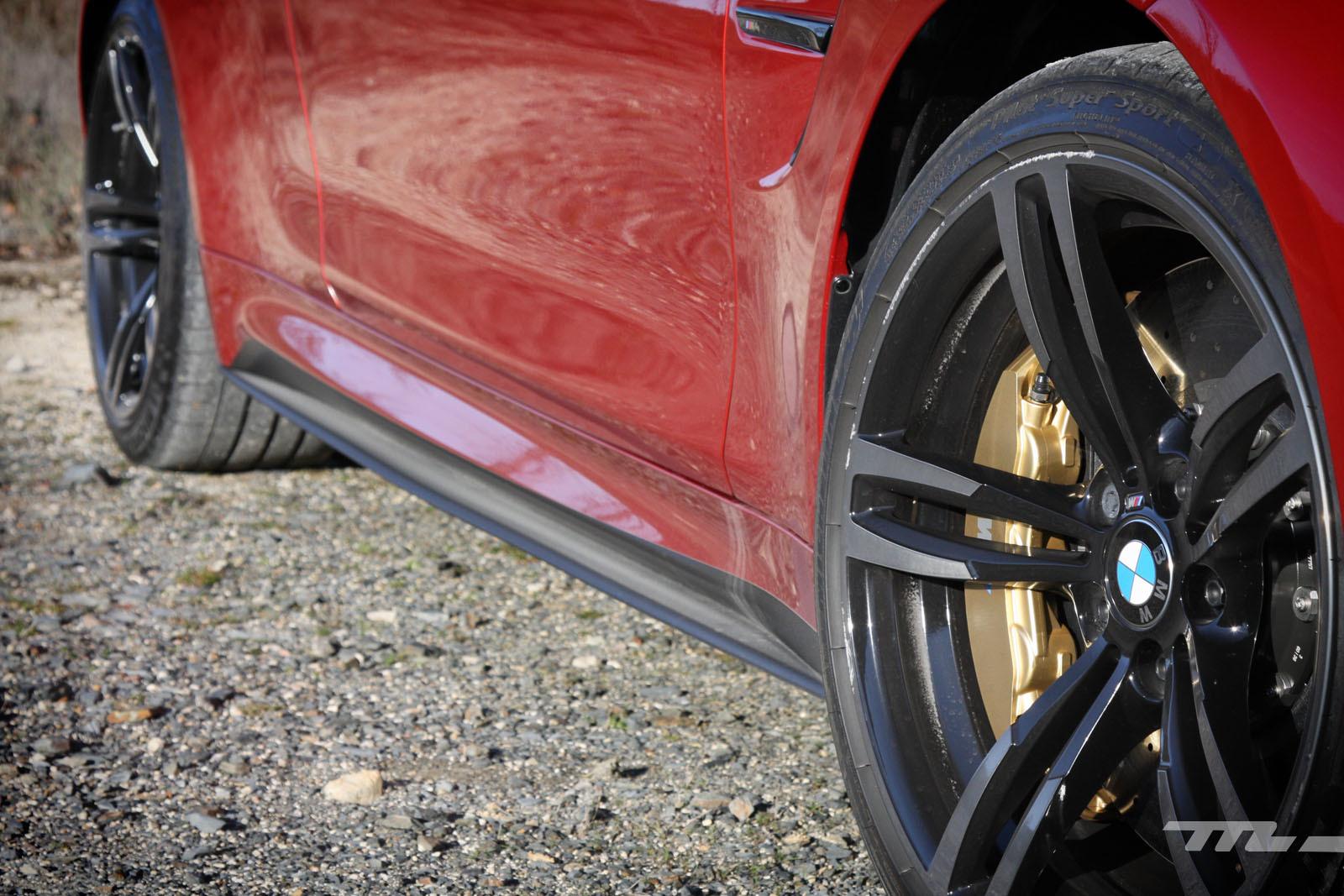 Foto de BMW M4 Performance (prueba en banco de potencia) (15/40)
