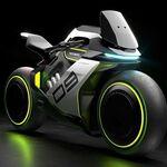 Ninebot desvela la Segway Apex H2: una moto de hidrógeno por 9.000 euros para 2023 que parece demasiado buena para ser verdad