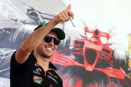 """Sergio Pérez: """"cuando llegué a McLaren pensaba que iba a luchar por el título"""""""