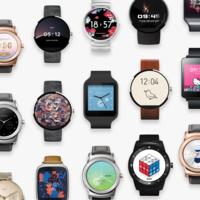 Google presenta 17 nuevas pantallas de reloj para Android Wear