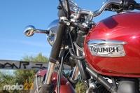 Prueba Triumph Bonneville 2008, resumen final