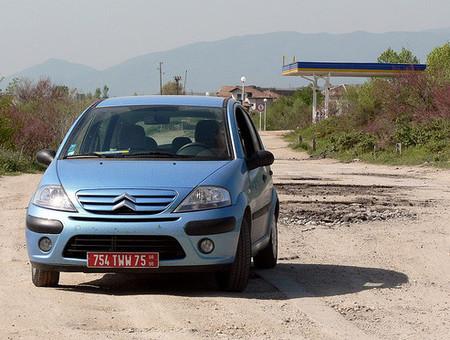 En coche por Bulgaria