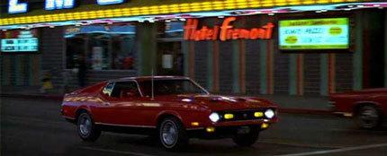 Nuevo homenaje: posible vuelta del Ford Mustang Mach 1 de James Bond