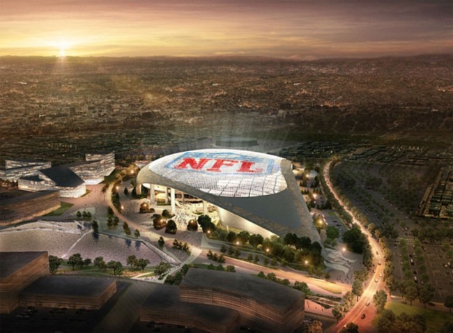 Nfl Rams Stadium 6