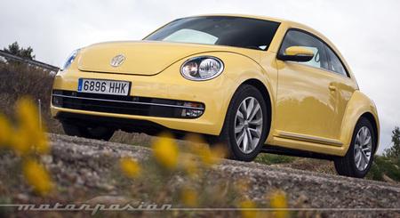 Volkswagen Beetle 1.2 TSI, prueba (exterior e interior)