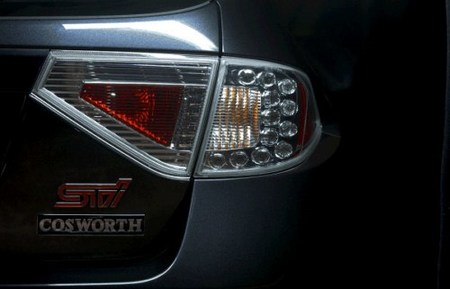 Cosworth revisa el Subaru Impreza WRX STi