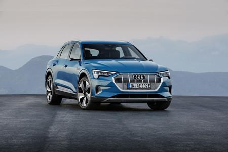 Audi e-tron, el futuro es hoy y viene en forma de SUV eléctrico