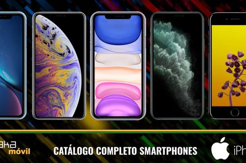 Así queda el catálogo completo de iPhones a la venta en 2019 y sus diferencias