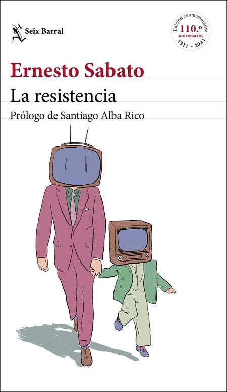 Portada La Resistencia Ernesto Sabato 202012281903