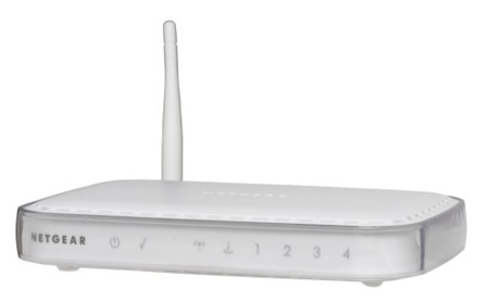 NetGear WGR614L, router OpenSource