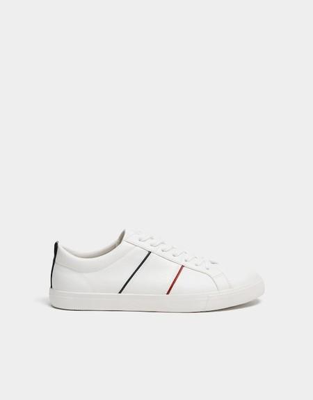Sneakers Blancos De Pull Bear Para Llevar Este Verano
