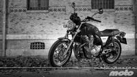 Desde años atrás sobre la Honda CB1100 a la decoración moderna de un casco: la semana a rebufo