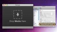 Permute, conversor de formatos de vídeos minimalista