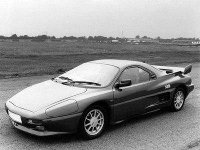 El Panther Solo casi llega a ser el primer y único deportivo coreano de motor central