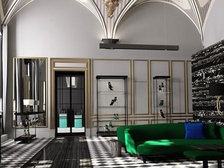 Aquazzura abrirá su primer flagship store en Florencia