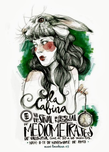 Las enigmáticas ilustraciones de Paula Bonet