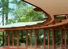 Pasar la noche en una casa diseñada por Frank Lloyd Wright ya es posible (sí, AirBnb tiene algo que ver)