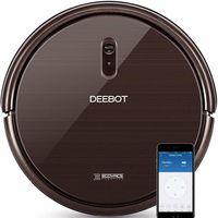 Robot aspirador Ecovacs Deebot N79S, con WiFi y compatibilidad con Alexa, en oferta en Amazon por 134,89 euros
