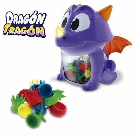 dragón tragon