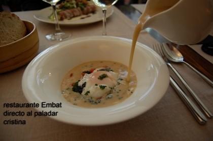 Foto de Restaurante Embat (5/13)