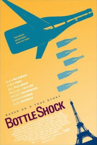 Póster y trailer de 'Bottle Shock', con Alan Rickman