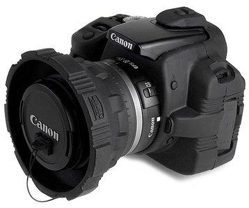 Camera armor: casi a prueba de bombas
