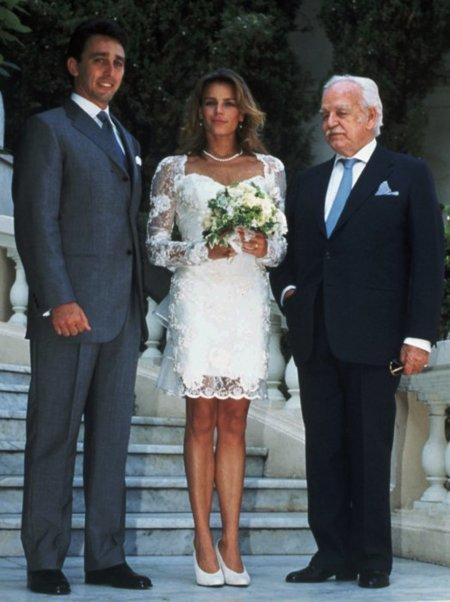 Boda Real Mónaco: Carlota Casiraghi vestido novia