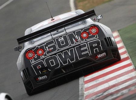 Sumo Power GT con cuatro coches en el FIA GT1