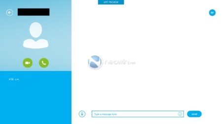 skype windows 8 microsoft