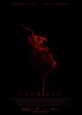 Póster y trailer de 'Anamorph', con Willem Dafoe