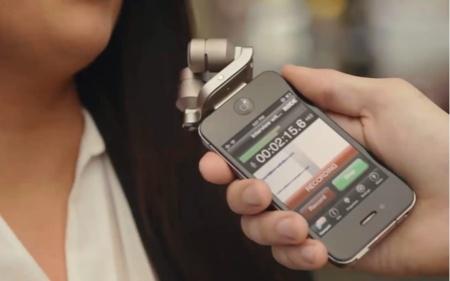 R0DE iXY, micrófono con calidad profesional para iPhone o iPad