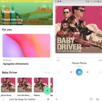 Retro Music Player: un reproductor de música atractivo, completo y letras offline